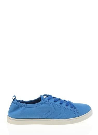Hummel Unisex Agoptos Sneakers 207895-7002 Mavi